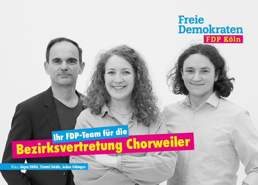 FDP Bezirksvertretung 6 (Chorweiler)