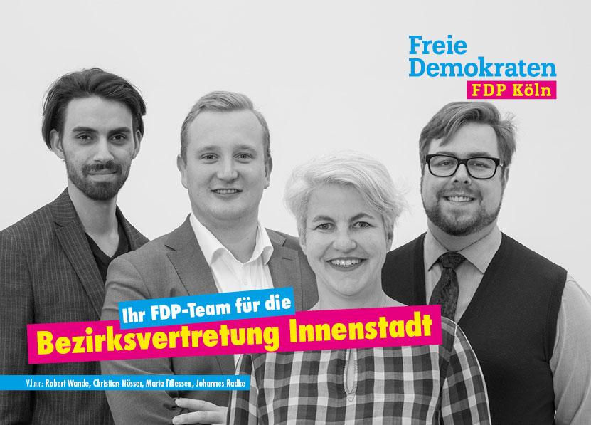 FDP Bezirksvertretung 1 (Innenstadt)