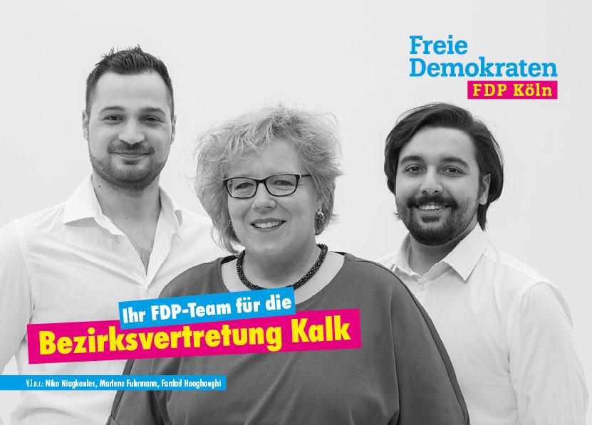 FDP Bezirksvertretung 8 (Kalk)
