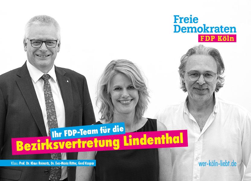 FDP Bezirksvertretung 3 (Lindenthal)
