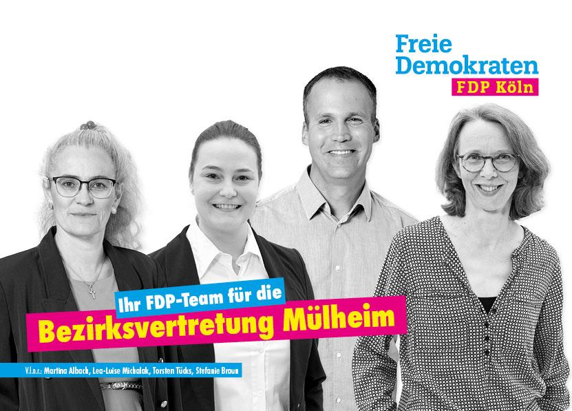 FDP Bezirksvertretung 9 (Mülheim)