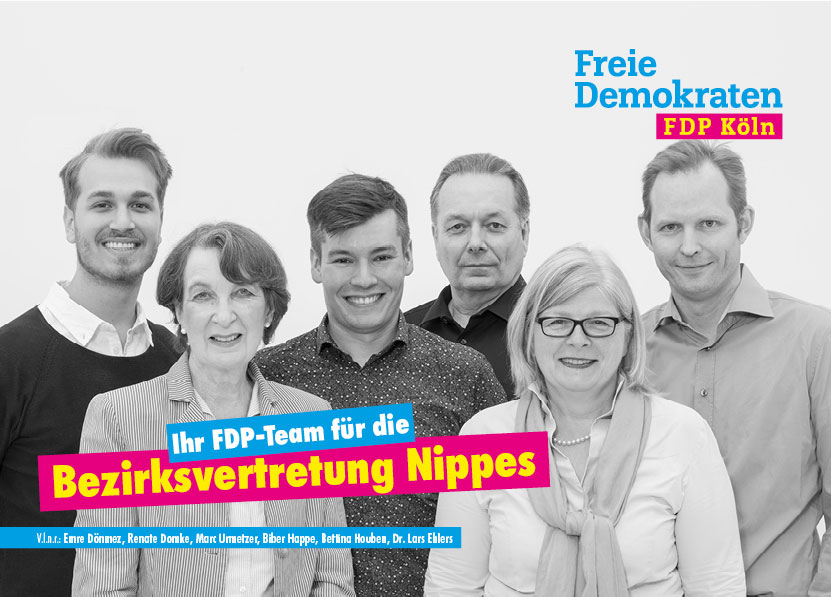 FDP Bezirksvertretung 5 (Nippes)