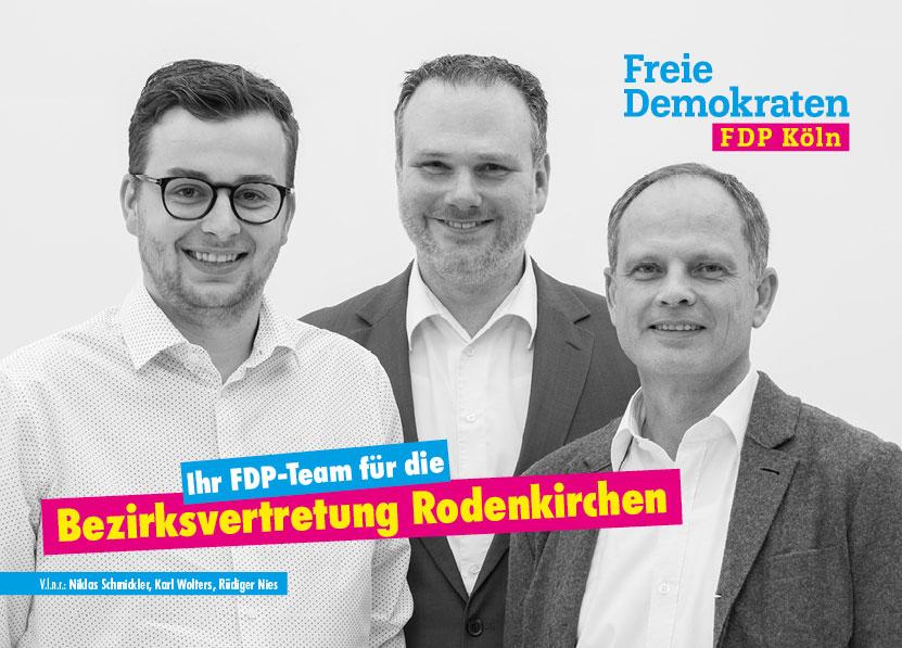 FDP Bezirksvertretung 2 (Rodenkirchen)